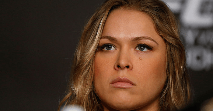 Ronda rousey uncensored. Ronda Rousey: Nearly Nude and in