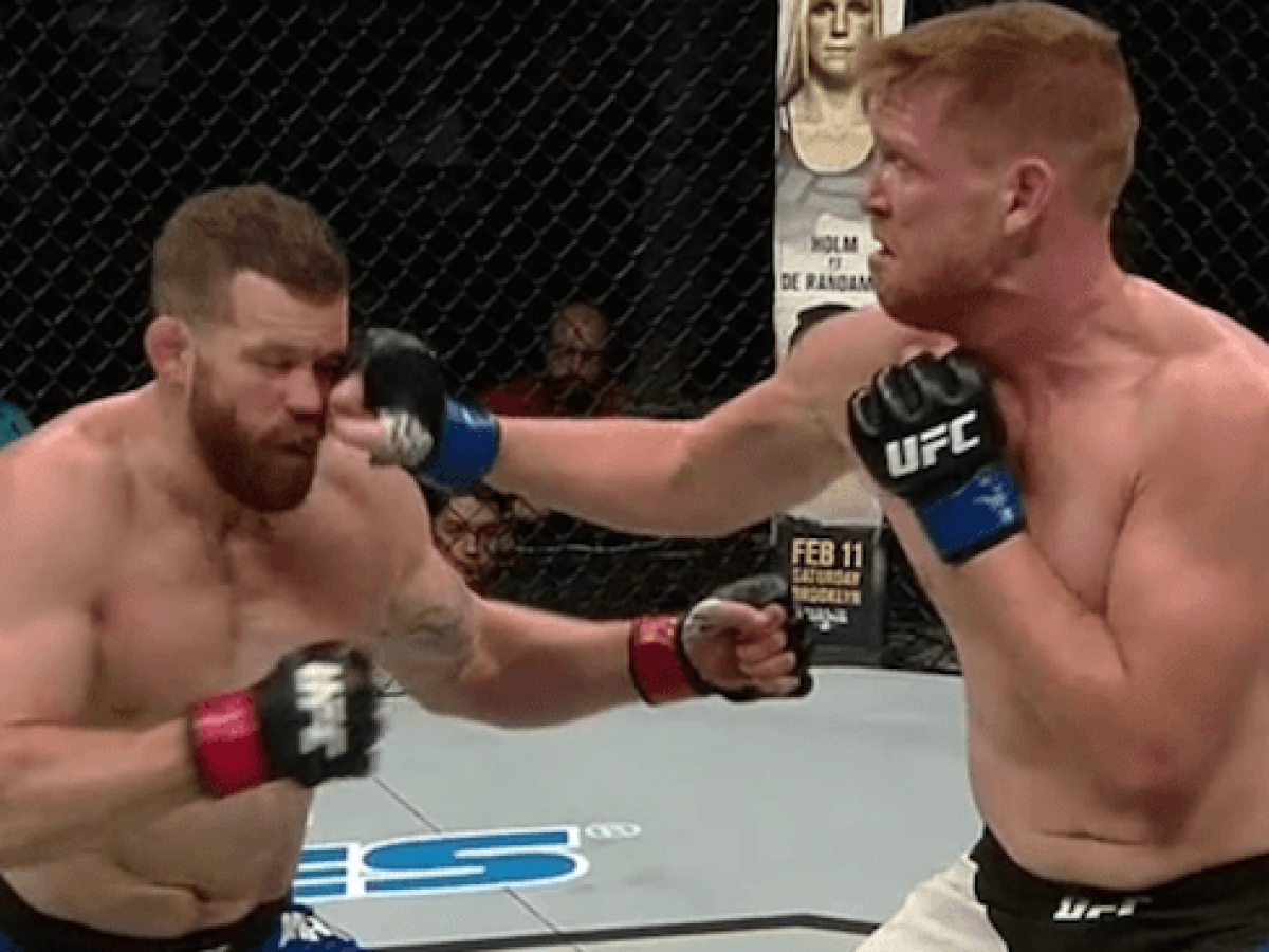 Ufc Results Alvey Scores The Win Over Marquardt In Featured Prelim Fight Mma Imports