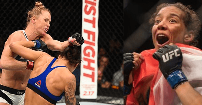 oops! new ufc champion germaine de randamie apologizes for late