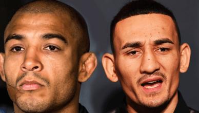 Max Holloway vs. Jose Aldo rematch set for UFC 218.