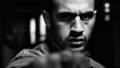 Kickboxing star, Badr Hari.
