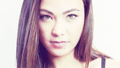 """The Karate Hottie"" Michelle Waterson."