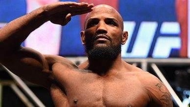 UFC middleweight contender, Yoel Romero