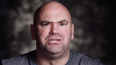 UFC Presdent Dana White is very happy with the UFC Reebok deal.