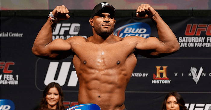 Alistair Overeem vs  Francis Ngannou Announced For UFC 218