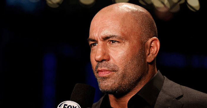 UFC commentator Joe Rogan