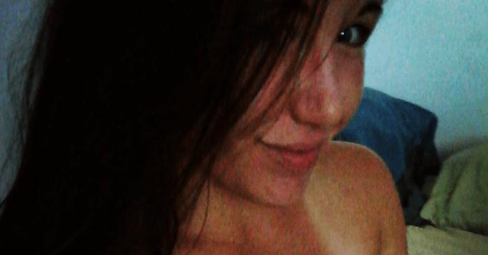 brunette milf anal