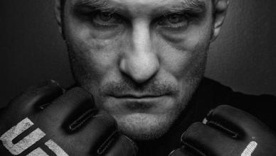 UFC heavyweight champion, Stipe Miocic.