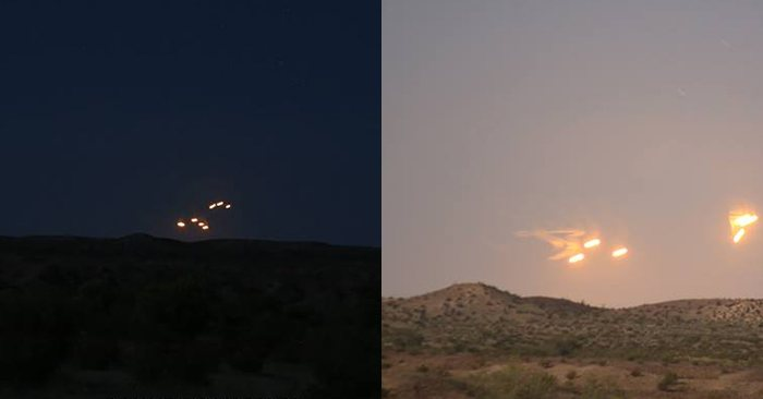 Breaking: Facebookers Catch Best UFO Footage In Decades ...