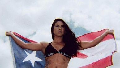 UFC strawweight, Tecia Torres.