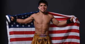 UFC flyweight contender Henry Cejudo is going to donate all of his bonus money to the tragic victims of the California Wildfires.