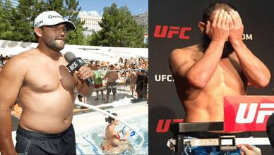UFC's Johny Hendricks.