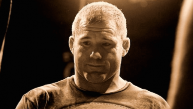 UFC Hall Of Fame member, Matt Hughes.