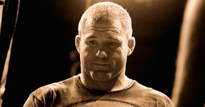 UFC Hall Of Fame member, Matt Hughes.