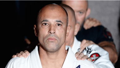 Royce Gracie, the original UFC champ.