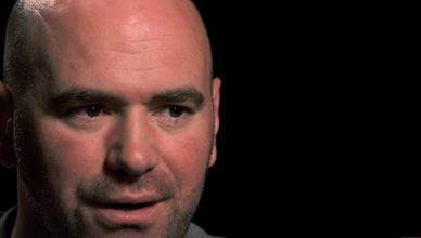 UFC boss Dana White