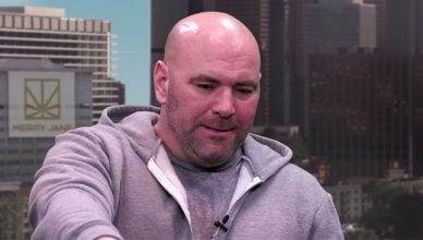 Dana White is a longtime resident of Las Vegas.
