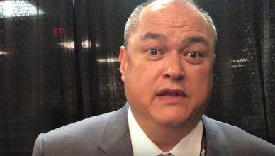 Bellator MMA CEO Scott Coker.