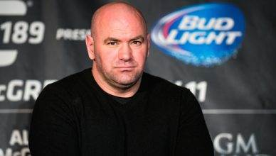 Dana White can't be happy with Jesse Taylor.