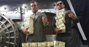 Conor McGregor net worth is skyrocketing