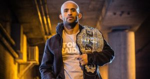 UFC boss Dana White said that Demetrious Johnson is the greatest fighter of all time.