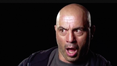 Longtime UFC commentator Joe Rogan.
