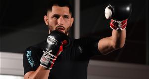 UFC star, Jorge Masvidal.