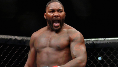 Anthony Johnson is considering a return at heavyweight.