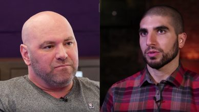 Conor White and Helwani