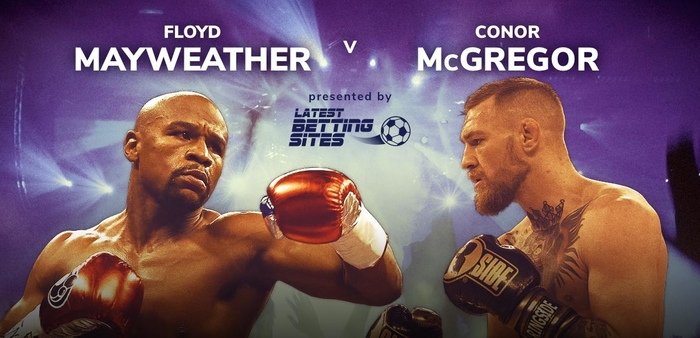 Mcgregor Mayweather Betting Odds