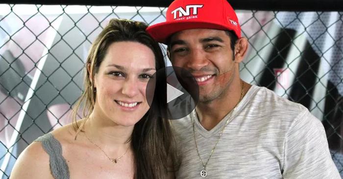 My Wife Kicks Ronda Rousey S A S Easily Jose Aldo Mma Imports