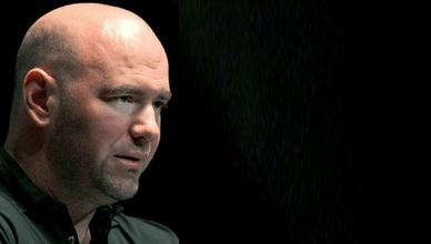 UFC President Dana White.