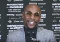 Boxing star Floyd Mayweather.