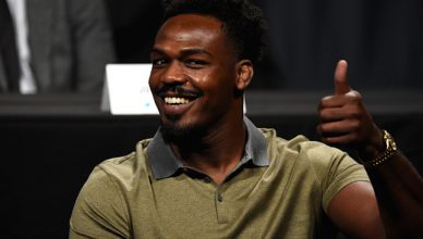 Former UFC light heavyweight champion Jon Jones is back on social media, and is all smiles, even with his recent USADA steroid test failure still looming.