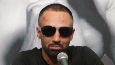 Former boxing world champion Paul Malignaggi is still talking a lot of trash about UFC champ Conor McGregor.