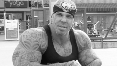 Celebrity bodybuilder, Rich Piana.