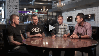 UFC Hall of Fame member Urijah Faber and lightweight contender Dustin Poirier give their perspective on Conor McGregor vs. Floyd Mayweather.