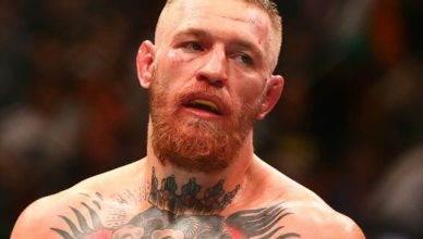 Current, reigning UFC lightweight champion Conor McGregor.