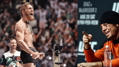 Conor McGregor and Nate Diaz trilogy?