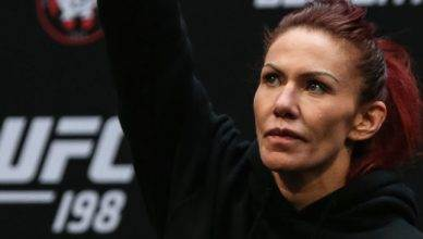 UFC featherweight champion Cris Cyborg is done talking to the UFC about fighting Holly Holm.