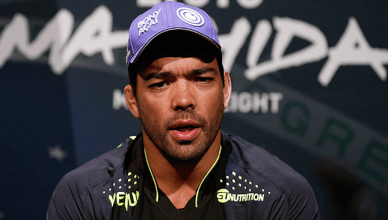 Former UFC light heavyweight champion Lyoto Machida.