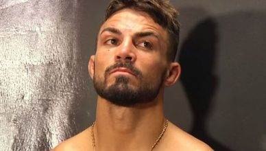 UFC welterweight contender Mike Perry