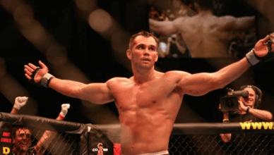 Former UFC middleweight champion RIch Franklin.