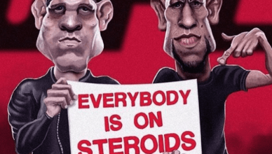 The Diaz brothers calling fighters out for steroids.