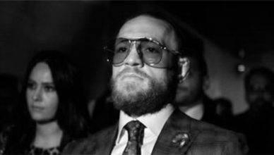 UFC's Conor McGregor.