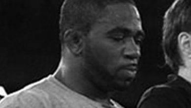 Delaware MMA fighter, Gemiyale Adkins.