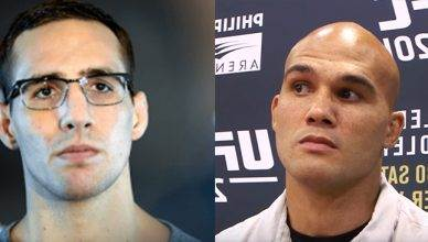 Rory MacDonald says Robbie Lawler was on PED's when they fought.