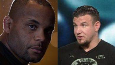 UFC light heavyweight champ Daniel Cormier isn't happy with Frank Mir.