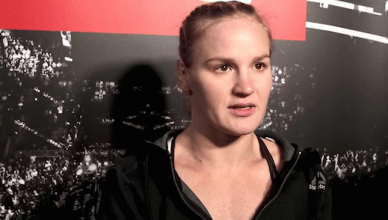 Valentina Shevchenko is moving to 125lbs.