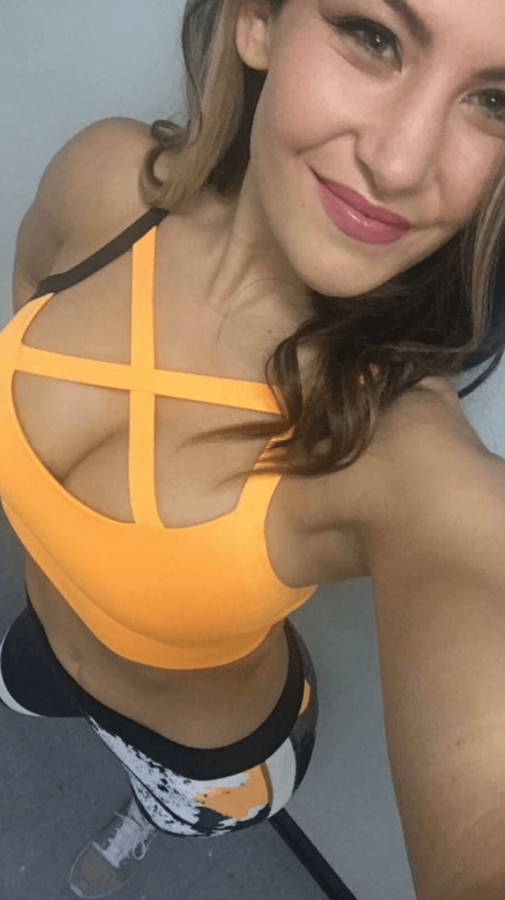 New Miesha Tate Selfie Surfaces, And It's Her Best Ever ...